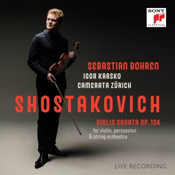 Shostakovitch Violin Sonata (Digital Release)